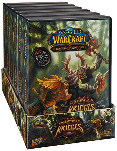 Upper Deck - Juego de rol World Of Warcraft (ud211125) [Importado]