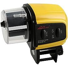 BIGWING Style-Alimentador Peces Automático Temporizador Dispensador de Comida Acuario Pecera Viene con Manual en Castellano