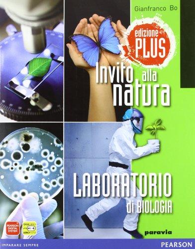 Invito alla natura. Laboratorio di biologia. Con espansione online. Per la Scuola media