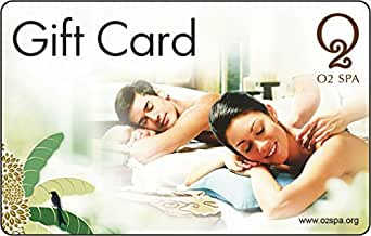 O2 Spa Gift Card - Rs.1000