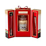 Official Yankee Love Your Candle Vanilla Large Jar Gift Set Includes Wick Trimmer And Snuffer