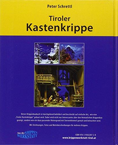 Tiroler Kastenkrippen selber bauen - 2