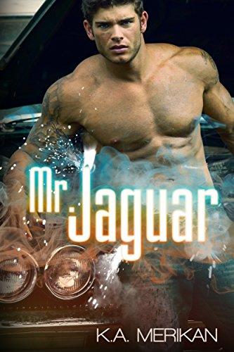 Mr. Jaguar (contemporary M/M cinderfella romance) (English Edition)