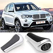 1dongzhen repuesto 5velocidad manual pomo de la palanca para BMW E90E91E92x1X3X5MANUAL transmisión