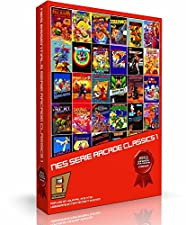 Cartouche pour Console NES SERIE 200 - Super Contra Double Dragon Chip'n Dale Ninja Gaiden Adventure Island Tiny Toon Donkey Kong