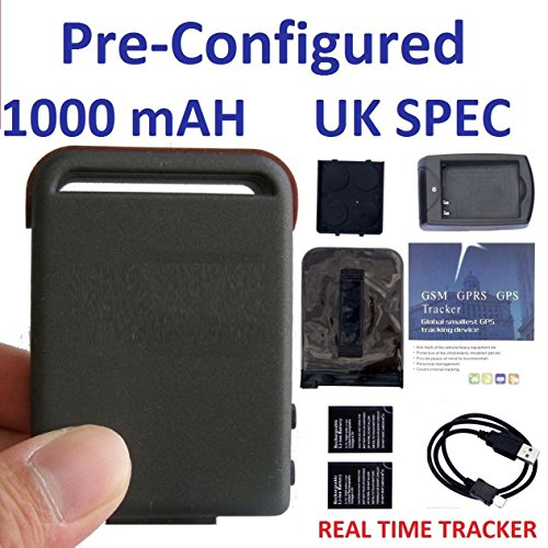 GPS-Tracker Fahrzeug Magnetverschluss Auto Persönlichen Tracking Gerät Spy TK102 (Gps-spy-tracking-geräte)