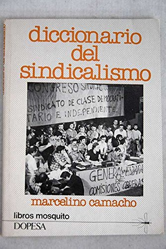 Diccionario del sindicalismo