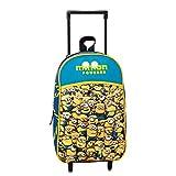 Minions Kindertrolley 20356-0950 Kindergepäck, 22 L, Gelb/Blau