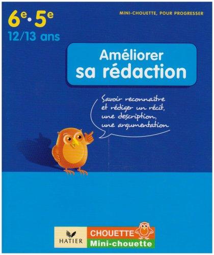 Ameliorer SA Redaction (6e-5e) par Helene Monnet