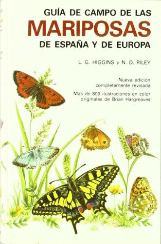 Guía de campo de las mariposas de España y Europa por L. G. Higgins