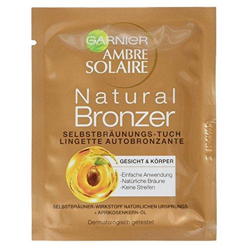 Garnier Ambre Solaire Natural Bronzer, 1er Pack (1 x 5,6 ml)