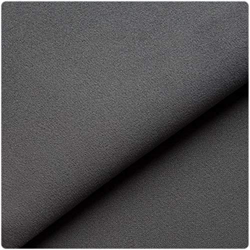 Ch.Cabanski 1,00m Restposten Amaretta Imitat Microfaser Velour Polsterstoff Möbelstoff