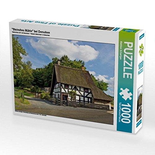 """""""Steinches Mühle"""" bei Daaden 1000 Teile Puzzle quer gebraucht kaufen  Wird an jeden Ort in Deutschland"""