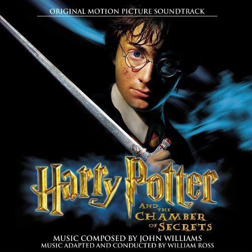 Harry Potter and The Chamber of Secrets/ Original Motion Picture Soundtrack 4