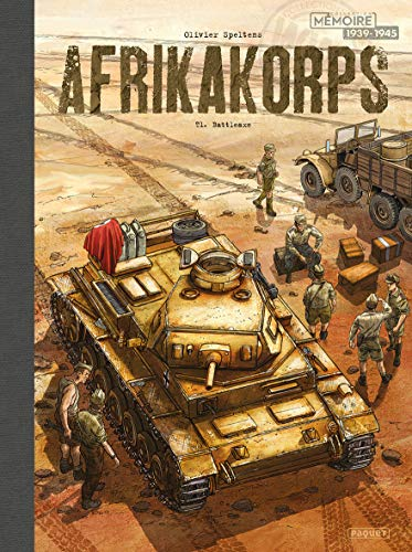 Afrika Korps T1 - Toilé: Battleaxe par  (Album - May 29, 2019)