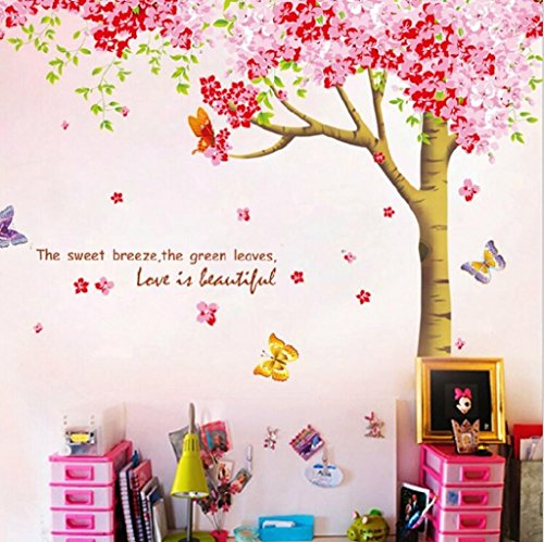 rainbow-fox-grand-sakura-fleur-rose-cherry-blossom-arbre-sticker-mural-amovible-en-pvc-stickers-stic