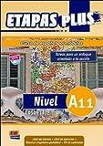 Etapas plus Nivel A1.1 Cosas (1) : Libro del alumno (1CD audio)