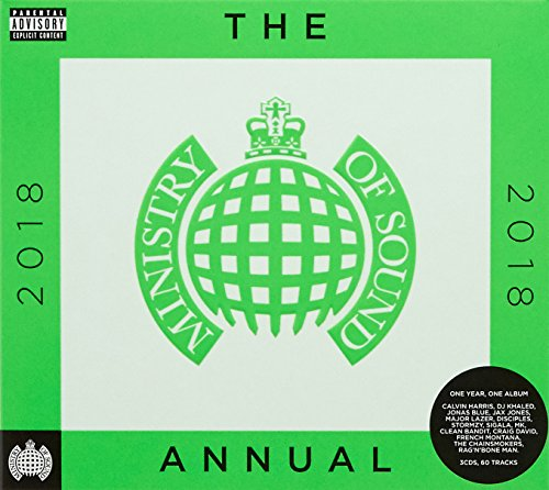 The Annual 2018 - Ministry Of Sound