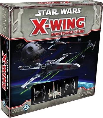 X-Wing caja básica, juego de mesa (EDGSWX01) Edge Entertainment