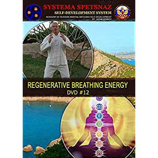 Russian Martial Arts DVD #12 - Russian Systema Spetsnaz Training - Regenerative Breathing Energy - Martial Arts Instructional Video