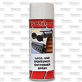 KIM-TEC Lack- Und Dichtungs- Entferner Spray, zum Entfernen von Lacken, Dichtungs- und Klebstoffresten vieler Arten, rot, 400ml