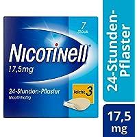 Preisvergleich für Nicotinell 17,5 mg / 24-Stunden- Nikotinpflaster, 7 St.: Pflasterstärke Leicht (3) – Das Nicotinell Nikotinpflaster...