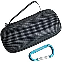 New Arrival Pushingbest caparazón protector Protective Case Cover High Quality Polyester Fabrics and EVA Storage Box Bag Fundas para JBL charge 2+ JBL charge 2 JBL pulse