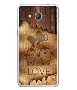 PrintVisa Designer Back Case Cover for Samsung Galaxy J5 (6) 2015 :: Samsung Galaxy J5 2015:: Samsung Galaxy J5 2015 (Love Lovely Attitude Men Man Manly)
