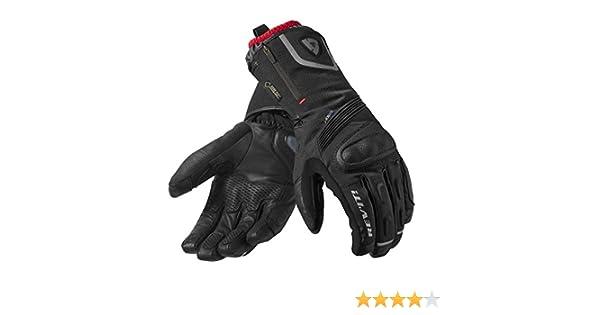 FGW074-0010-L Rev It Kryptonite GTX Winter Motorcycle Gloves L Black