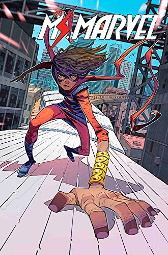 Ms. Marvel 1: Destined