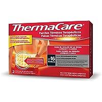 Thermacare, Parche Térmico Terapéutico para el dolor Lumbar y Cadera - 2 Unidades