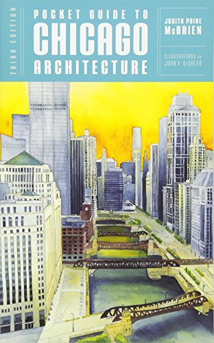 Pocket Guide to Chicago Architecture por Judith Paine McBrien