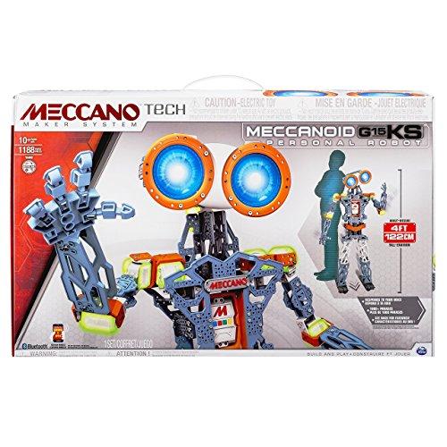 Spin Master 6027423 - Meccano - Meccanoid G15 KS