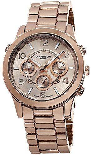 Akribos AK648RG - Reloj para mujeres