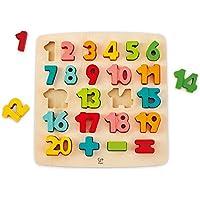 Setzpuzzle Hape E1402 Steckpuzzle Bauernhoftiere Puzzle aus Holz