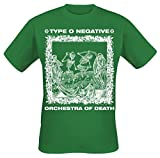 Type O Negative Orchestra Of Death T-Shirt Green