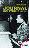JOURNAL POLITIQUE DE CIANO...