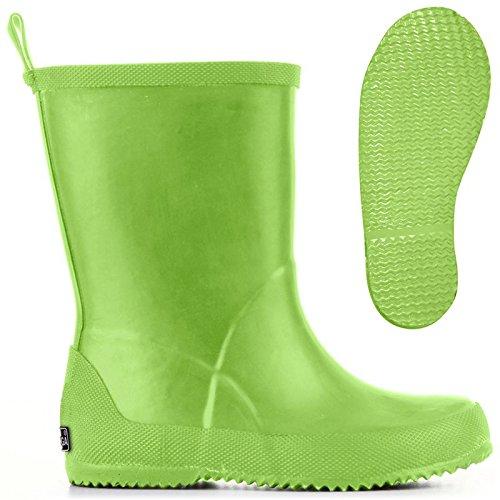 Superga 750-Rbrj, Stivali, Unisex - bambino Acid Green