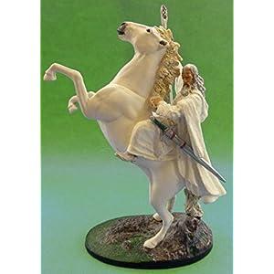 Lord of the Rings Figura de Plomo El Señor de los Anillos Collection Especial Gandalf Shadowfax 1