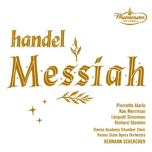 "Handel: Messiah / Part 3 - ""O death where is thy sting?"""