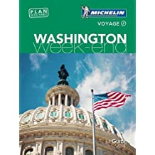 Guide Vert Week-End Washington Michelin