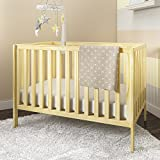 Orla & Isaac Cot in Natural Pine