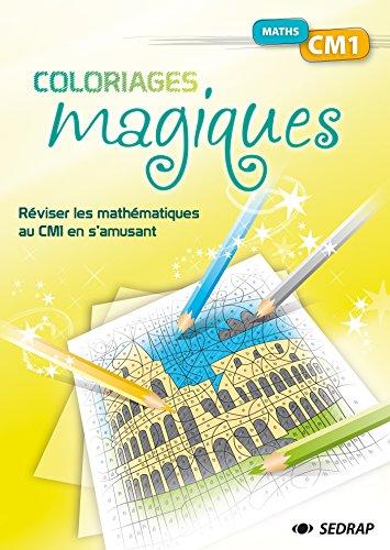Coloriages magiques Maths CM1