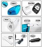 Krevia 12-V Portable Car Vaccum Cleaner Multipurpose Vacuum Cleaner