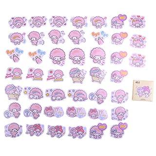 Nette Schafe Mini Papier Aufkleber Dekoration Aufkleber DIY für Handwerk Tagebuch Scrapbooking Planer Kawaii Label Aufkleber