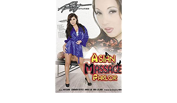 parlor asian massage Dvd cover