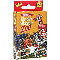 KINDERPFLASTER Zoo 2 Groessen 10 Stück preisvergleich bei billige-tabletten.eu