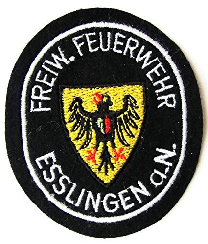 Freiwillige Feuerwehr - Esslingen a.N. - Ärmelabzeichen - Abzeichen - Aufnäher - Patch - Motiv 1