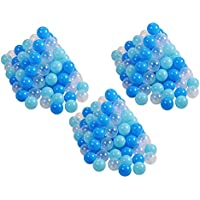 Knorrtoys 56773 56773-Bälleset Ø6 cm-300 Balls/Soft Blue/Blue/White Spielball preisvergleich bei kleinkindspielzeugpreise.eu