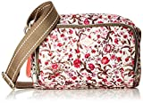 Oilily Damen Groovy Shoulderbag Shz 1 Schultertasche, Pink (Fuchsia), 5.0x15.0x20.5 cm